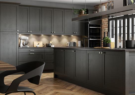 Aldana Kitchen Design - Alan Kelly Kitchens - Waterford
