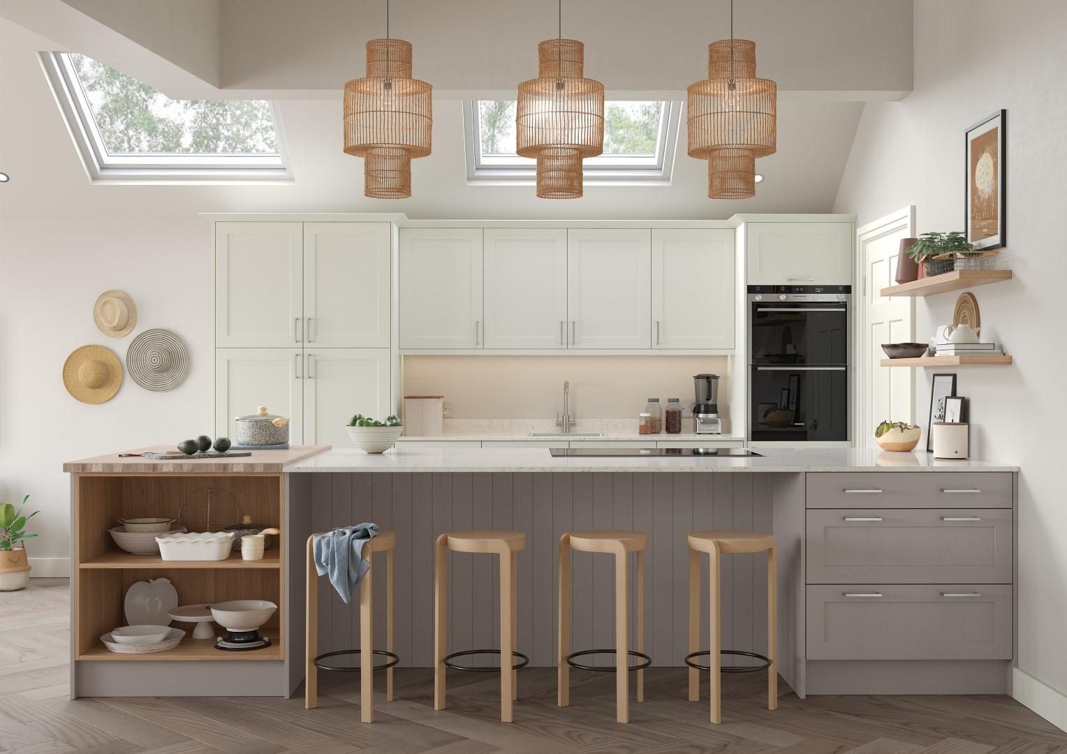 Aldana Porcelain and Cashmere - Kitchen Design - Alan Kelly Kitchens - Waterford - 3
