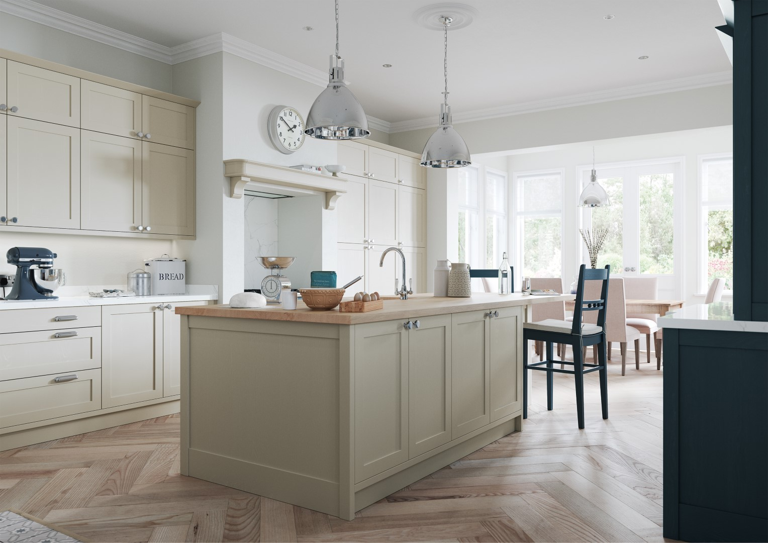 Aldana Stone and Marine - Kitchen Design - Alan Kelly Kitchens - Waterford - 1