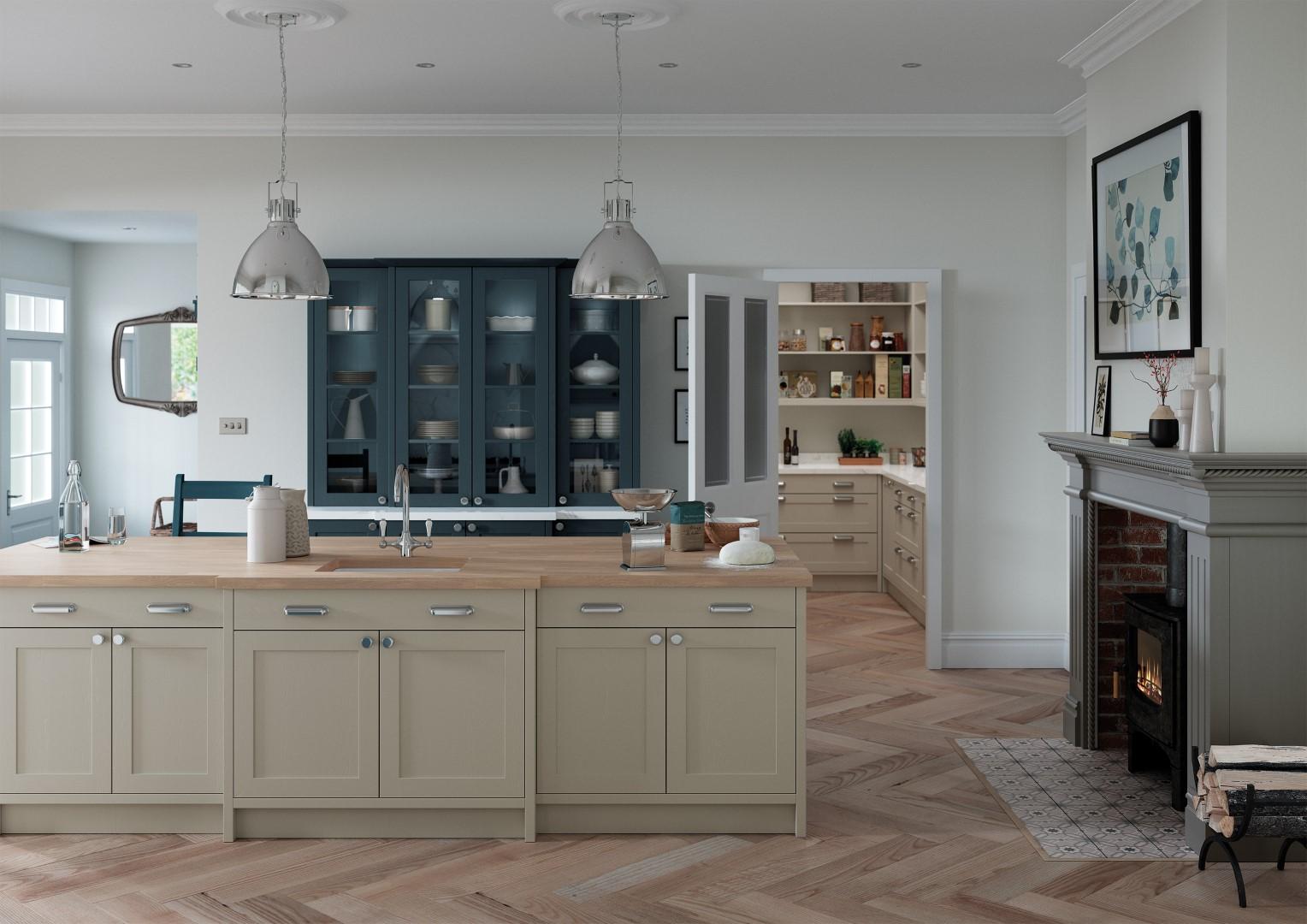 Aldana Stone and Marine - Kitchen Design - Alan Kelly Kitchens - Waterford - 2