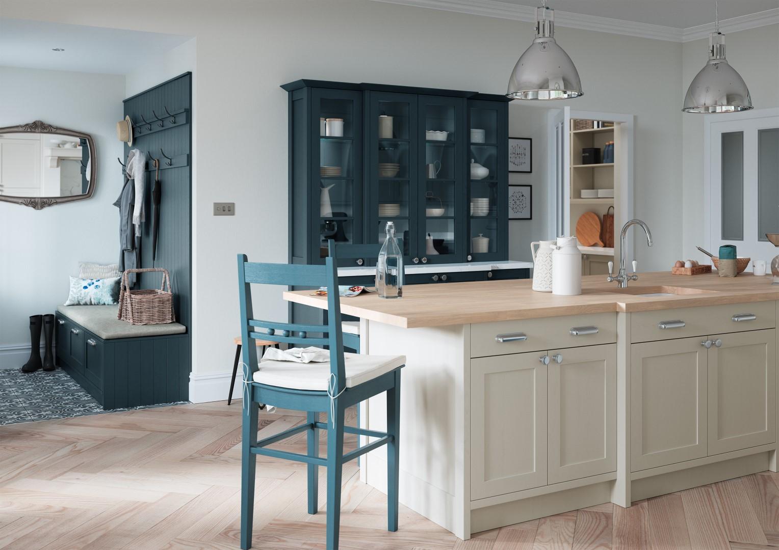 Aldana Stone and Marine - Kitchen Design - Alan Kelly Kitchens - Waterford - 3