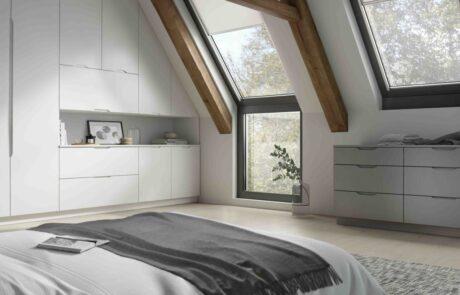 Bedroom Storage Ideas - Alan Kelly Kitchens & Bedrooms - Waterford