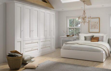 Bedroom Wardrobe Ideas - Alan Kelly Kitchens & Bedrooms - Waterford
