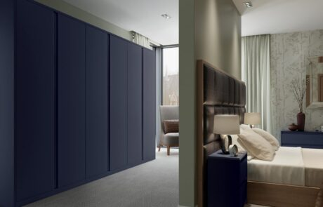 Built In Bedroom Wardrobe Ideas - Alan Kelly Kitchens & Bedrooms - Waterford