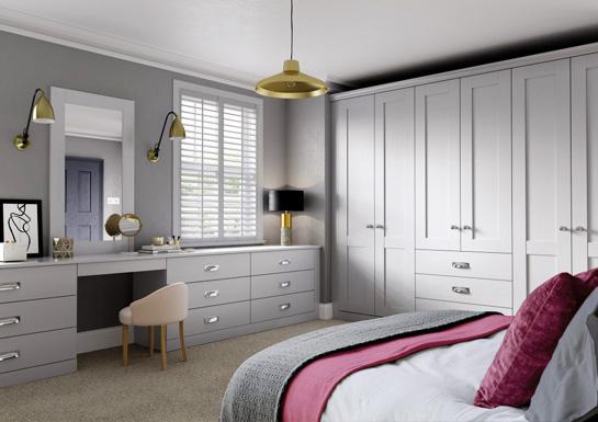 Built In Wardrobe Ideas - Alan Kelly Kitchens & Bedrooms - Waterford
