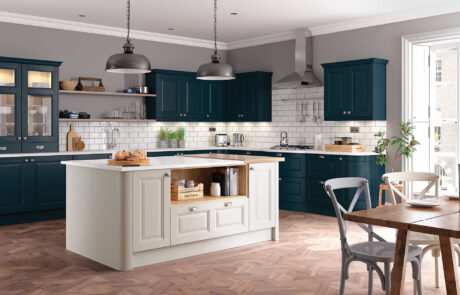 Classic Traditional Kitchen - Jefferson Shell and Marine Kitchen - Kitchen Design - Alan Kelly Kitchens - Waterford