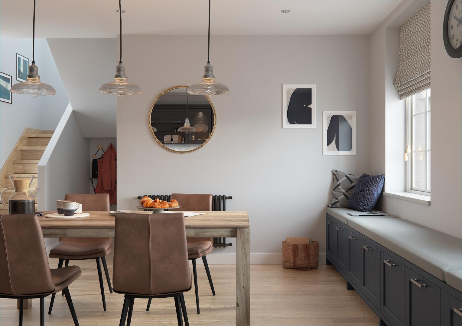 Dawson Indigo - Kitchen Design - Alan Kelly Kitchens - Waterford - 1