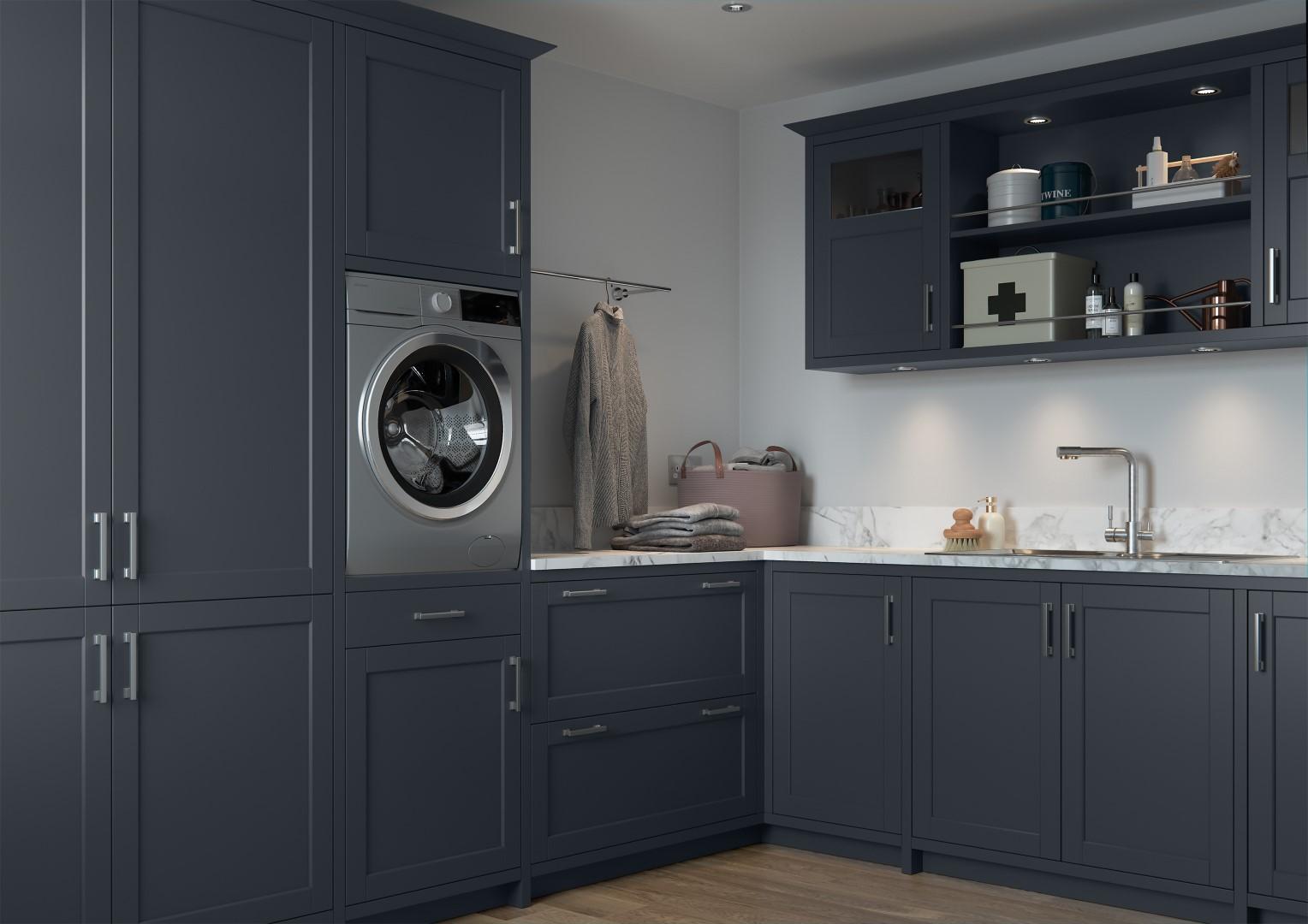 Dawson Indigo - Kitchen Design - Alan Kelly Kitchens - Waterford - 3