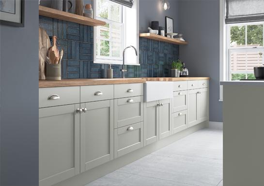 Dawson Kitchen Design - Alan Kelly Kitchens - Waterford
