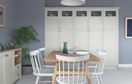 Dawson Light Grey - Kitchen Design - Alan Kelly Kitchens - Waterford - 2