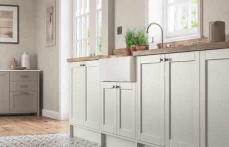 Dawson Porcelain and Cashmere - Kitchen Design - Alan Kelly Kitchens - Waterford - 1