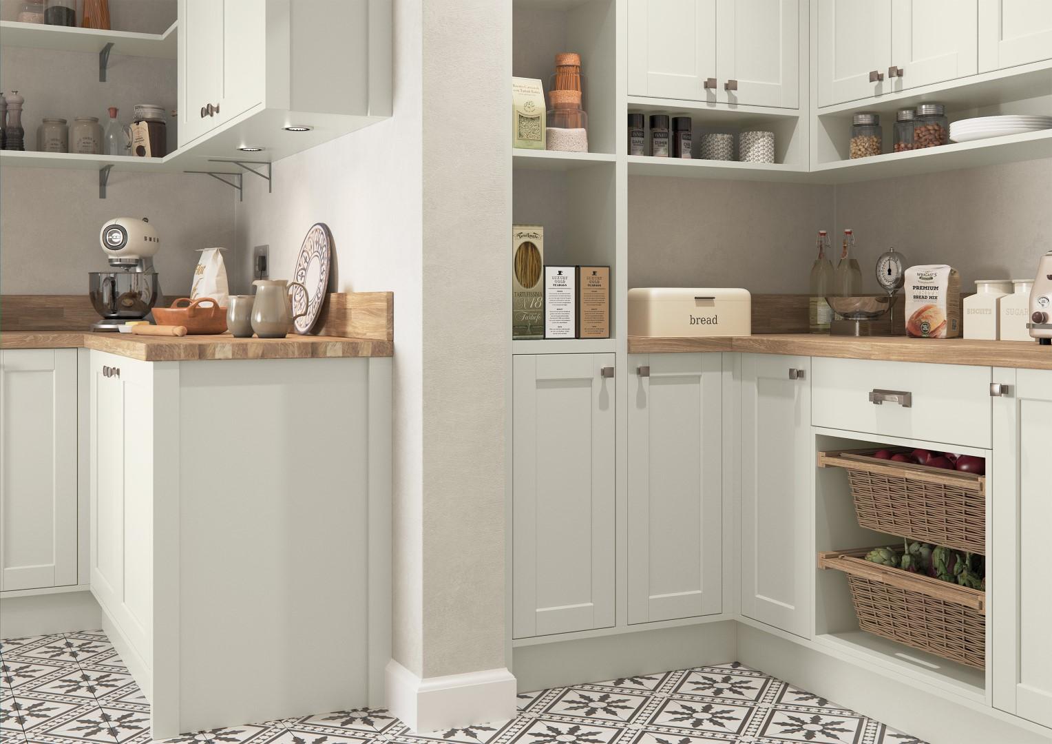 Dawson Porcelain and Cashmere - Kitchen Design - Alan Kelly Kitchens - Waterford - 2