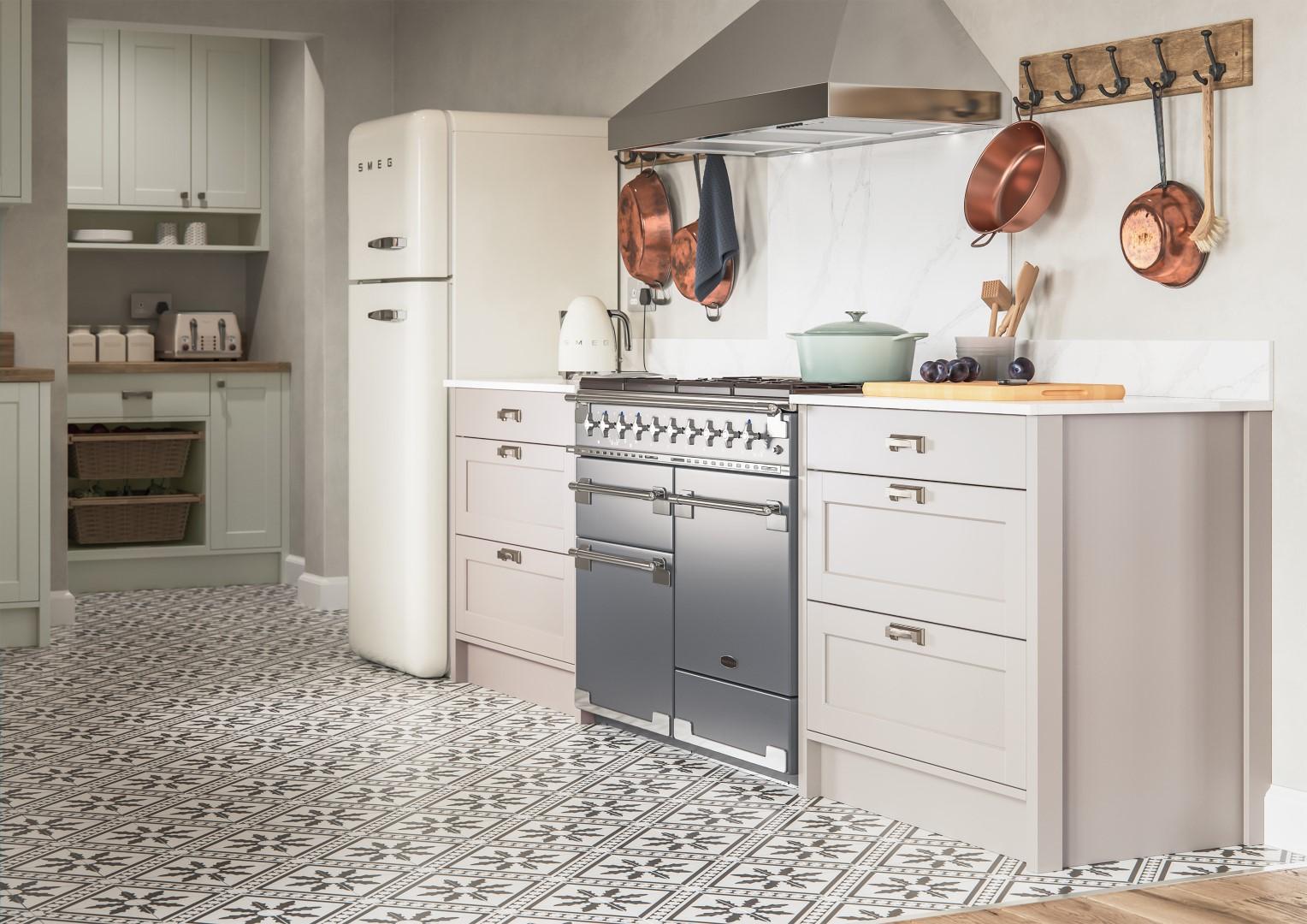 Dawson Porcelain and Cashmere - Kitchen Design - Alan Kelly Kitchens - Waterford - 3