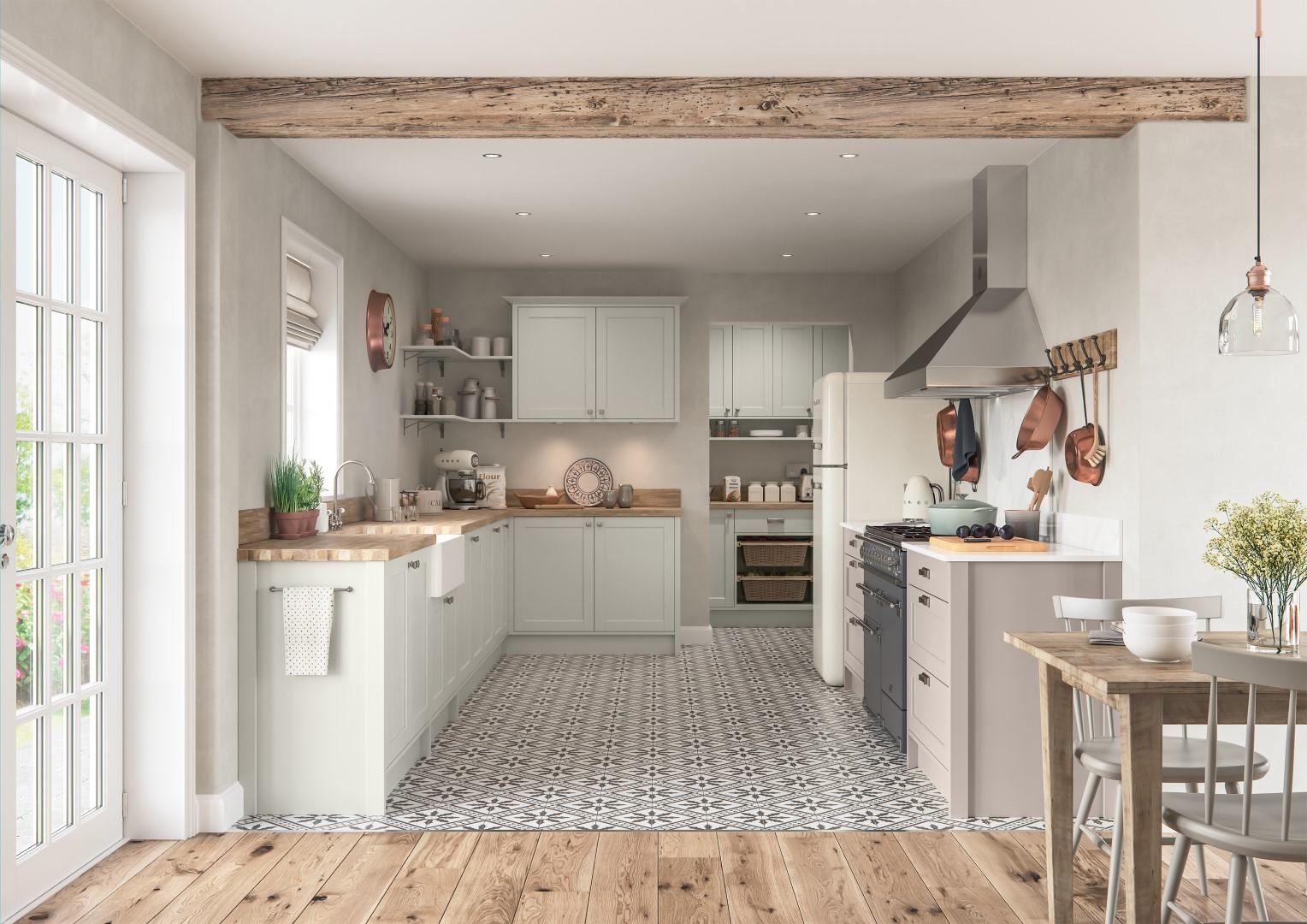 Dawson Porcelain and Cashmere - Kitchen Design - Alan Kelly Kitchens - Waterford - 5