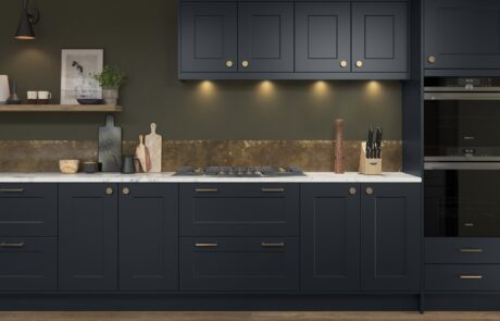 Florence Slate Blue - Kitchen Design - Alan Kelly Kitchens - Waterford - 3