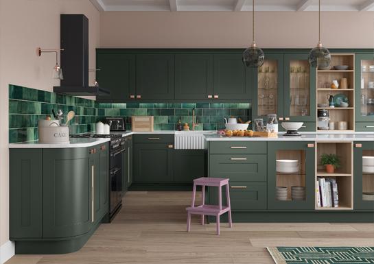 Georgia Kitchen Design - Alan Kelly Kitchens - Waterford