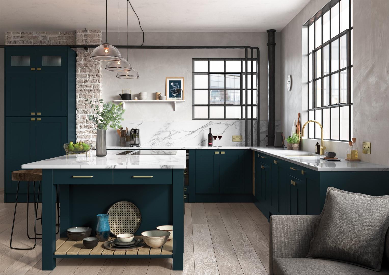 Georgia Marine - Kitchen Design - Alan Kelly Kitchens - Waterford - 1