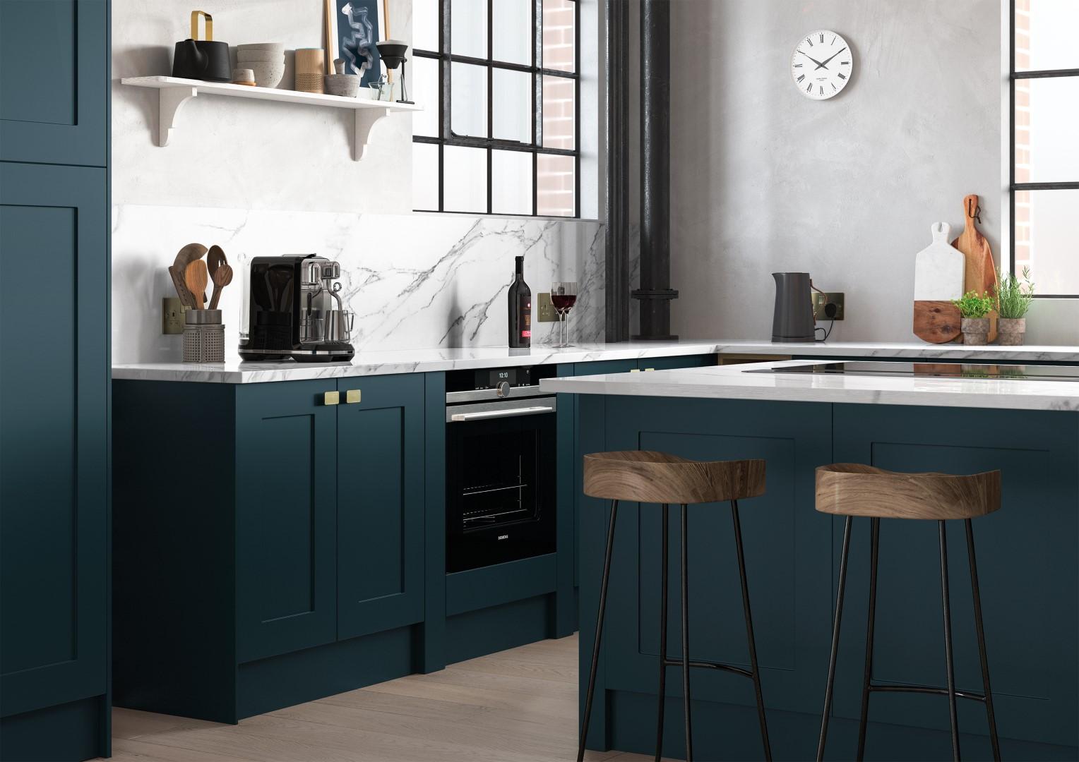 Georgia Marine - Kitchen Design - Alan Kelly Kitchens - Waterford - 2
