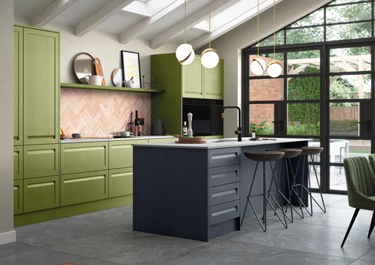 Harborne Kitchen Design - Alan Kelly Kitchens - Waterford