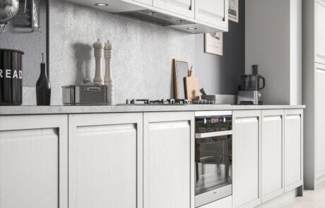Harborne Light Grey - Kitchen Design - Alan Kelly Kitchens - Waterford - 4