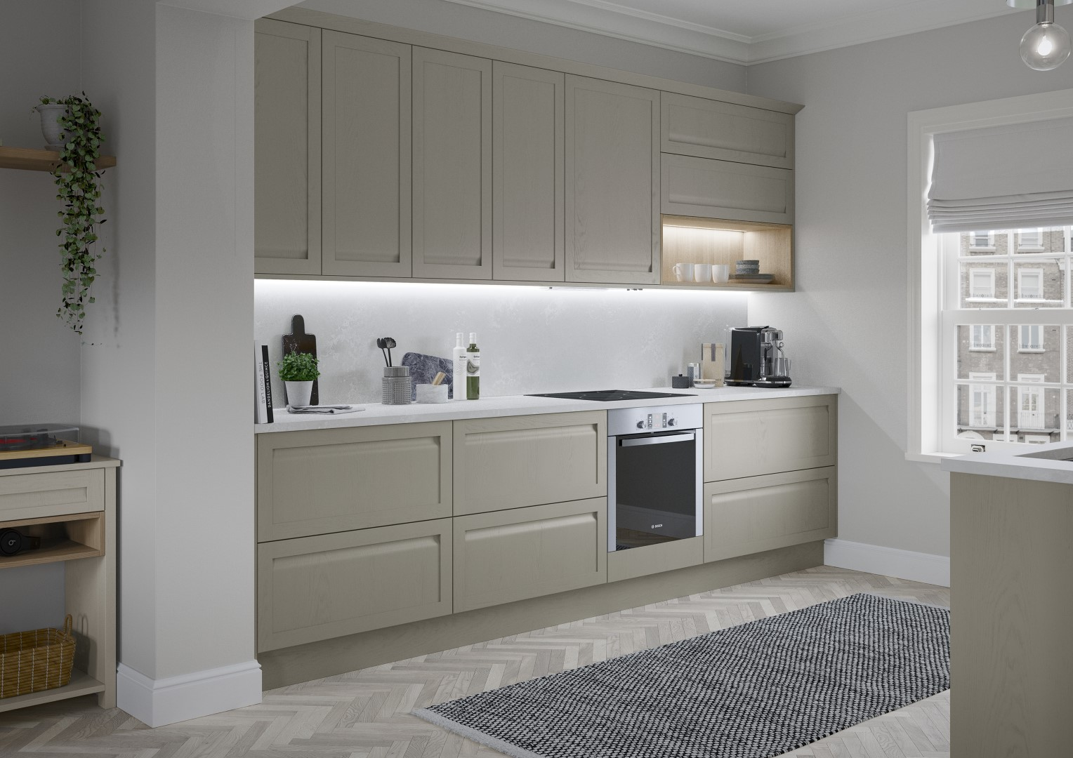 Harborne Shell and Stone - Kitchen Design - Alan Kelly Kitchens - Waterford - 1