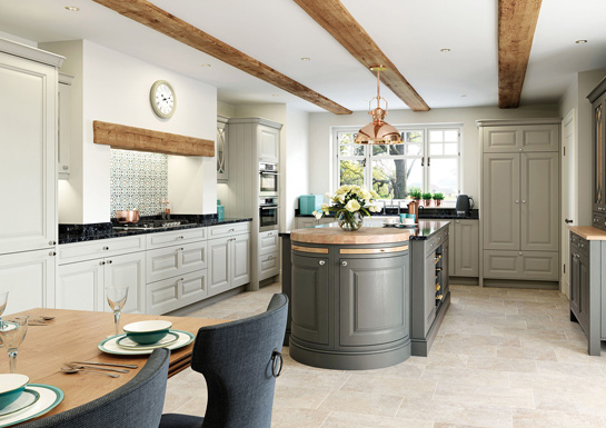 Jefferson Kitchen Design - Alan Kelly Kitchens & Bedrooms - Waterford