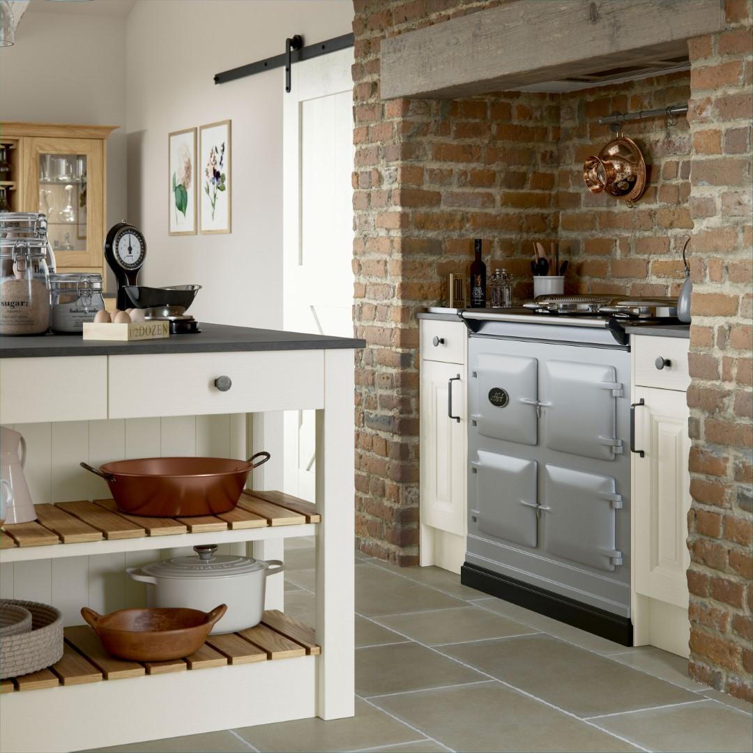 Jefferson Light Oak and Ivory Kitchen - Kitchen Design - Alan Kelly Kitchens - Waterford - 3