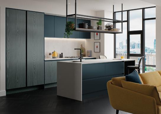 Kelso Kitchen Design - Alan Kelly Kitchens - Waterford