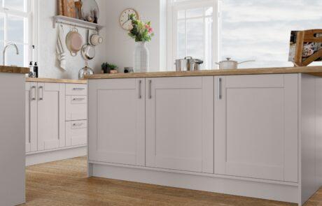 Kensington Cashmere - Kitchen Design - Alan Kelly Kitchens - Waterford - 1