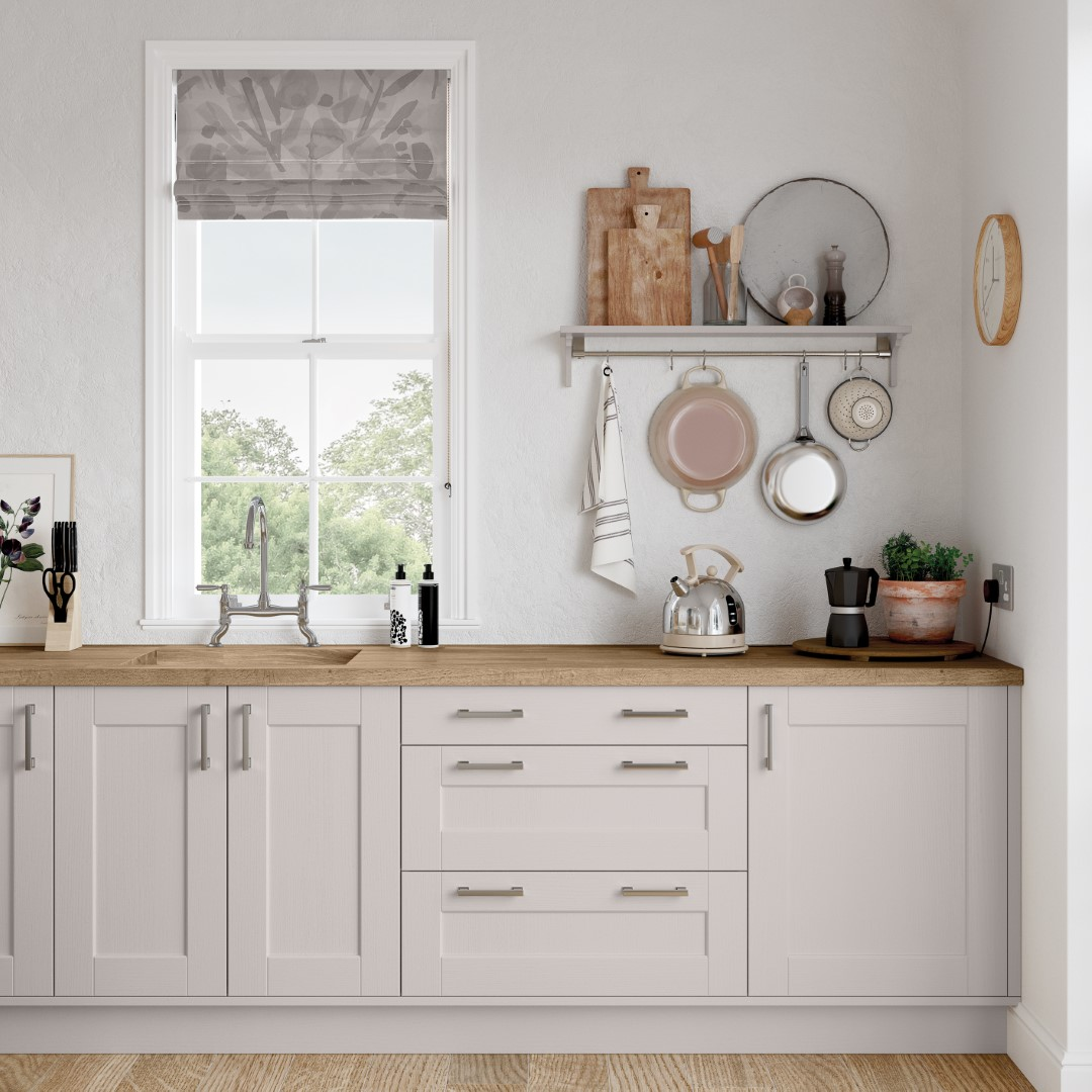 Kensington Cashmere - Kitchen Design - Alan Kelly Kitchens - Waterford - 2
