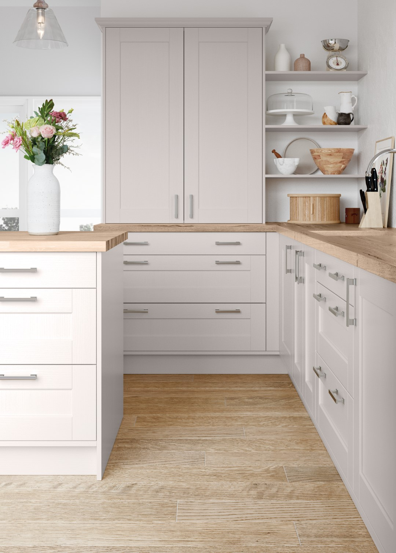 Kensington Cashmere - Kitchen Design - Alan Kelly Kitchens - Waterford - 3