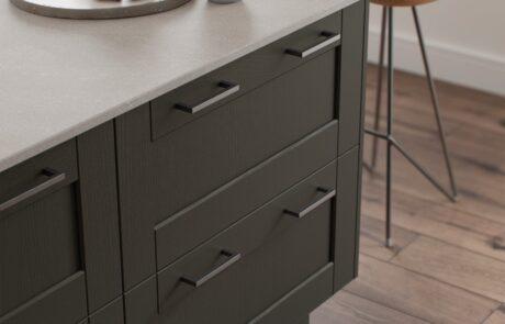 Kensington Graphite - Kitchen Design - Alan Kelly Kitchens Waterford - 3