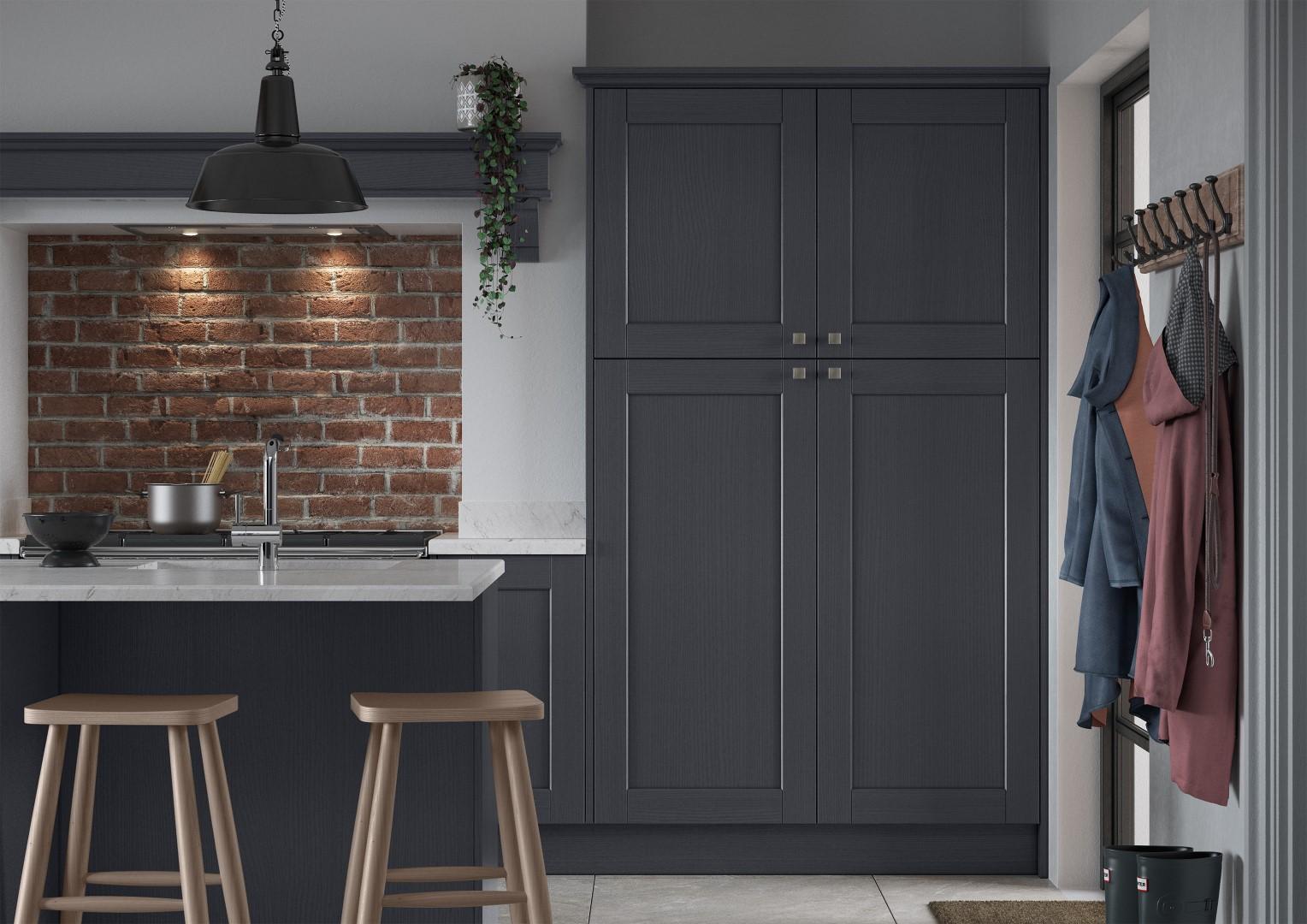 Kensington Indigo - Kitchen Design - Alan Kelly Kitchens - Waterford - 3