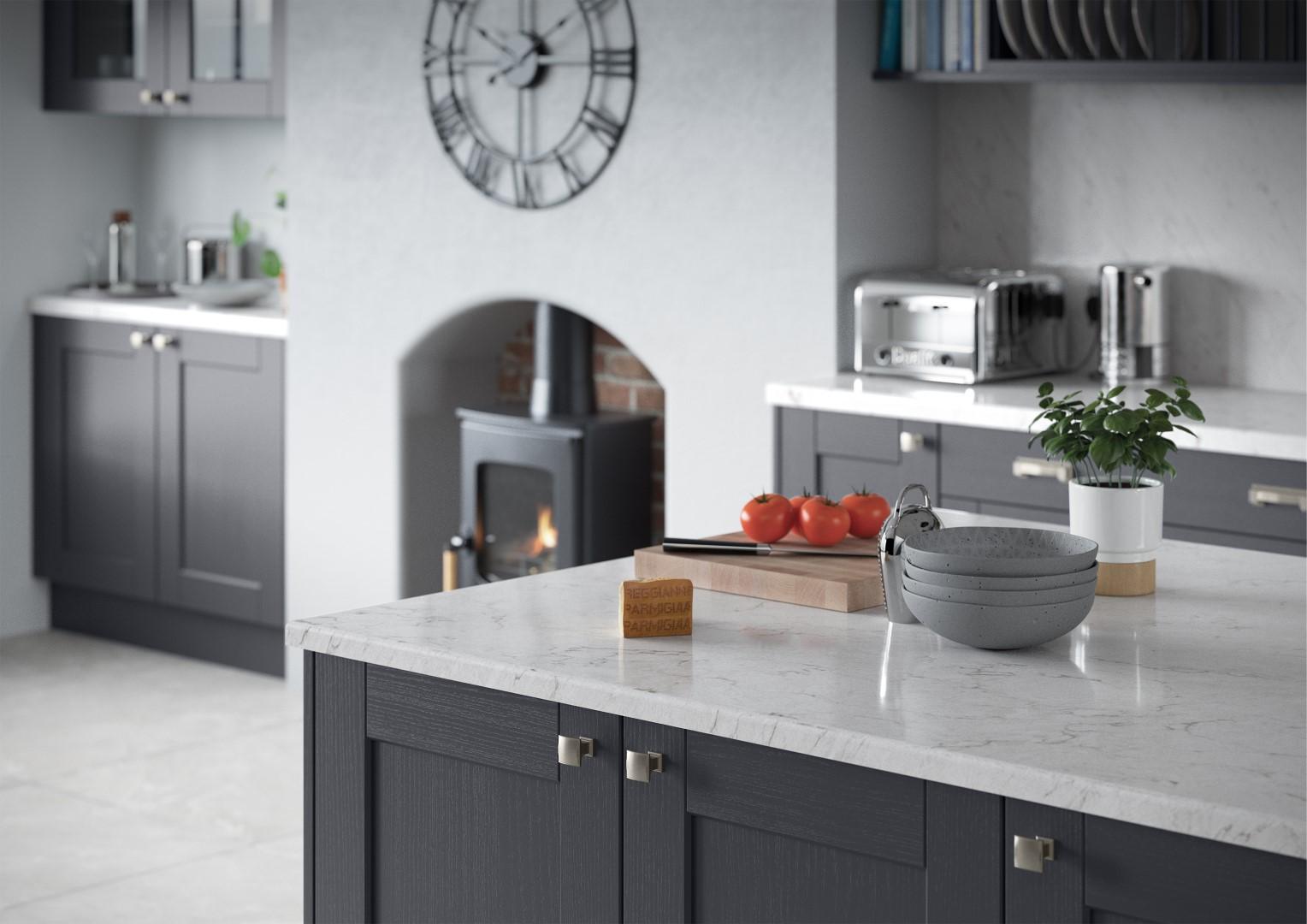 Kensington Indigo - Kitchen Design - Alan Kelly Kitchens - Waterford - 4