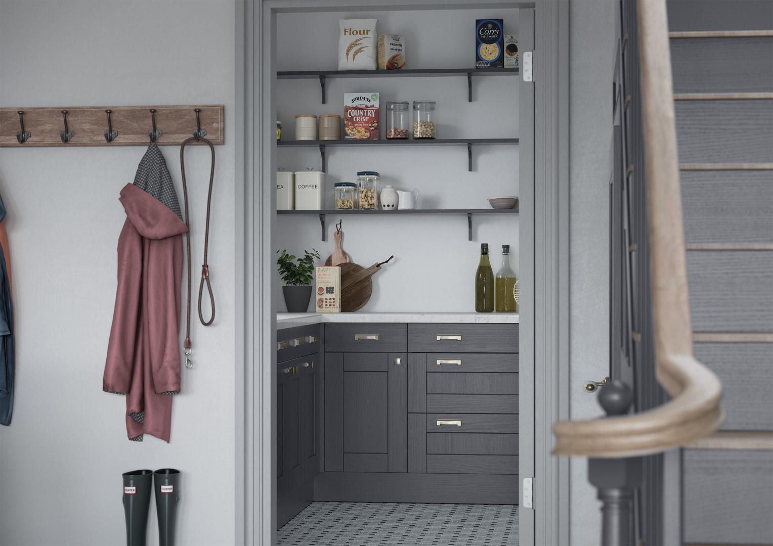 Kensington Indigo - Kitchen Design - Alan Kelly Kitchens - Waterford - 5