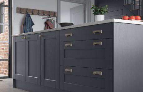 Kensington Indigo - Kitchen Design - Alan Kelly Kitchens - Waterford - 6