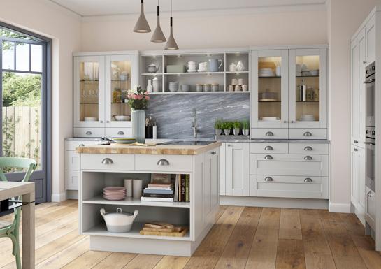 Kensington Kitchen Design - Alan Kelly Kitchens - Waterford