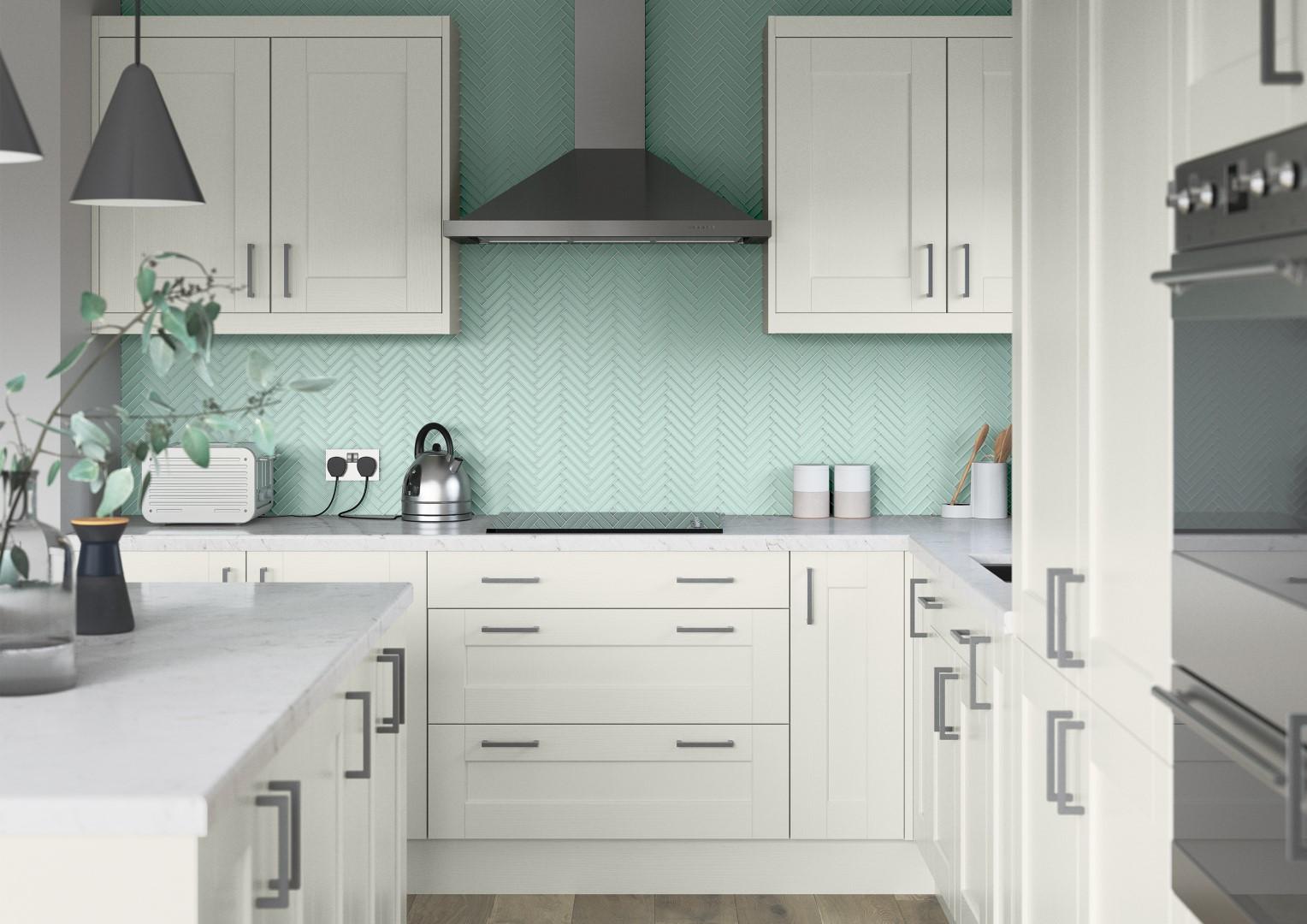 Kensington Porcelain - Kitchen Design - Alan Kelly Kitchens - Waterford - 1