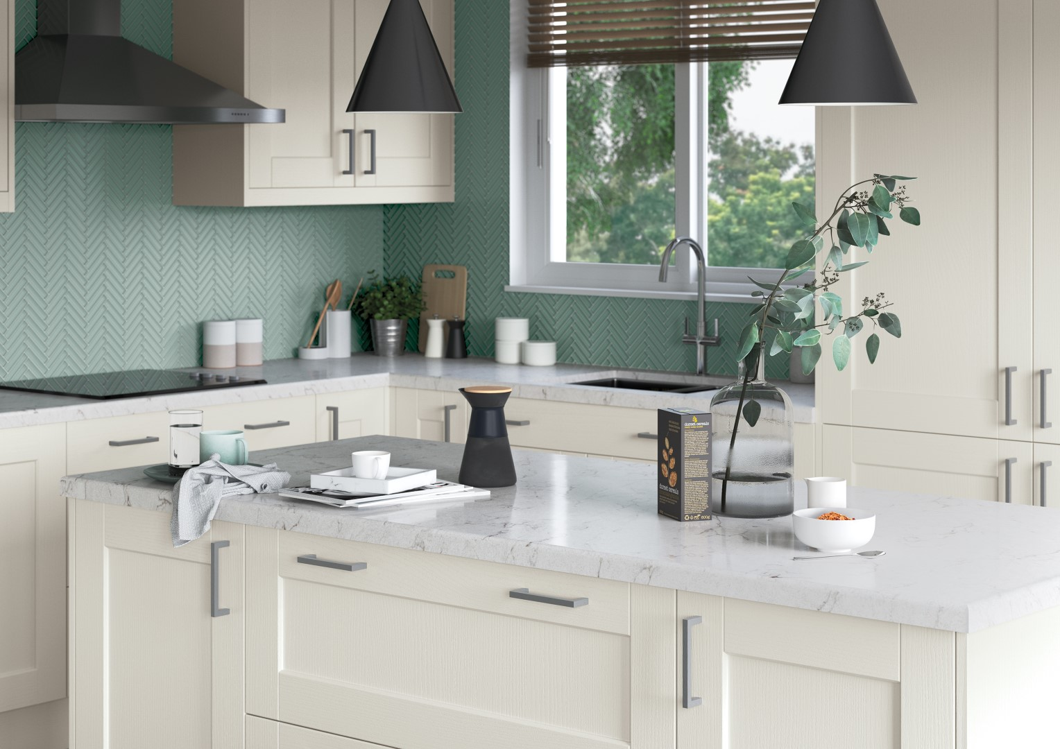 Kensington Porcelain - Kitchen Design - Alan Kelly Kitchens - Waterford - 3
