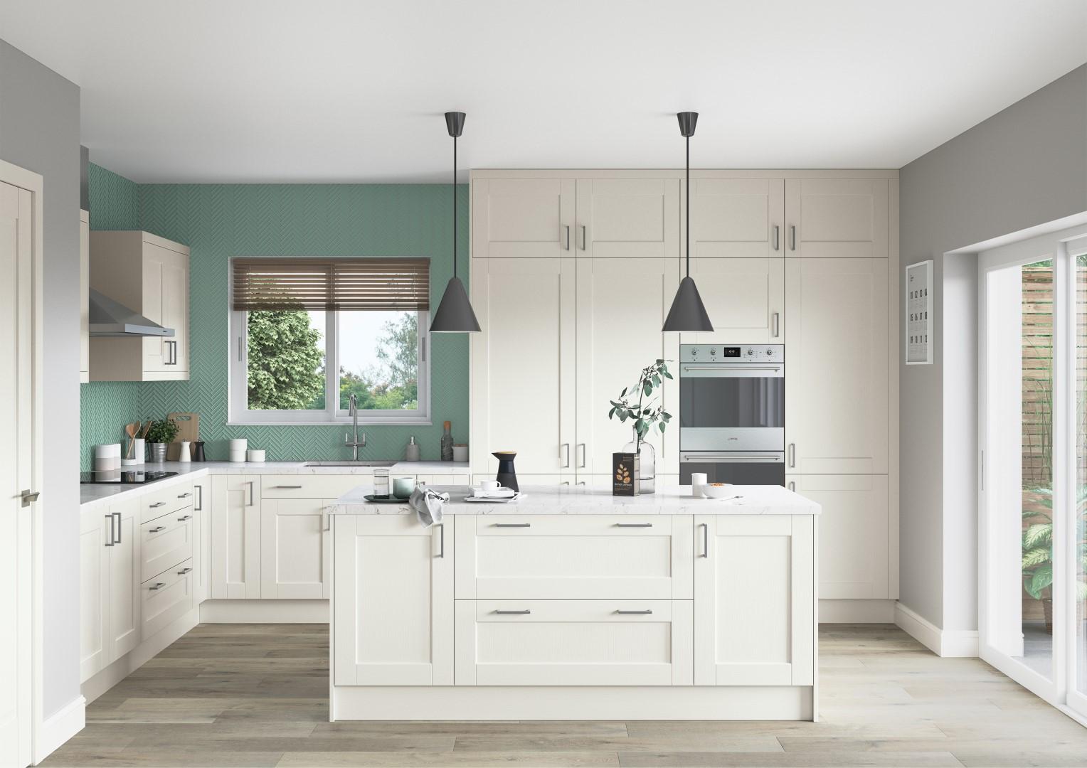 Kensington Porcelain - Kitchen Design - Alan Kelly Kitchens - Waterford - 4