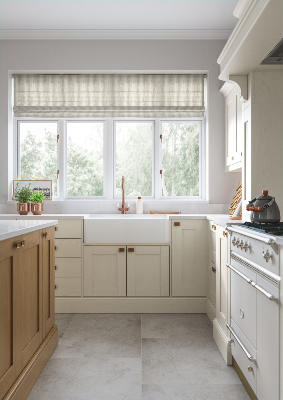 Madison Light Oak and Ivory - Kitchen Design - Alan Kelly Kitchens - Waterford - 2