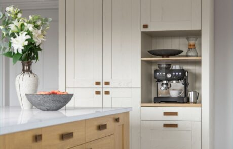 Madison Light Oak and Ivory - Kitchen Design - Alan Kelly Kitchens - Waterford - 3