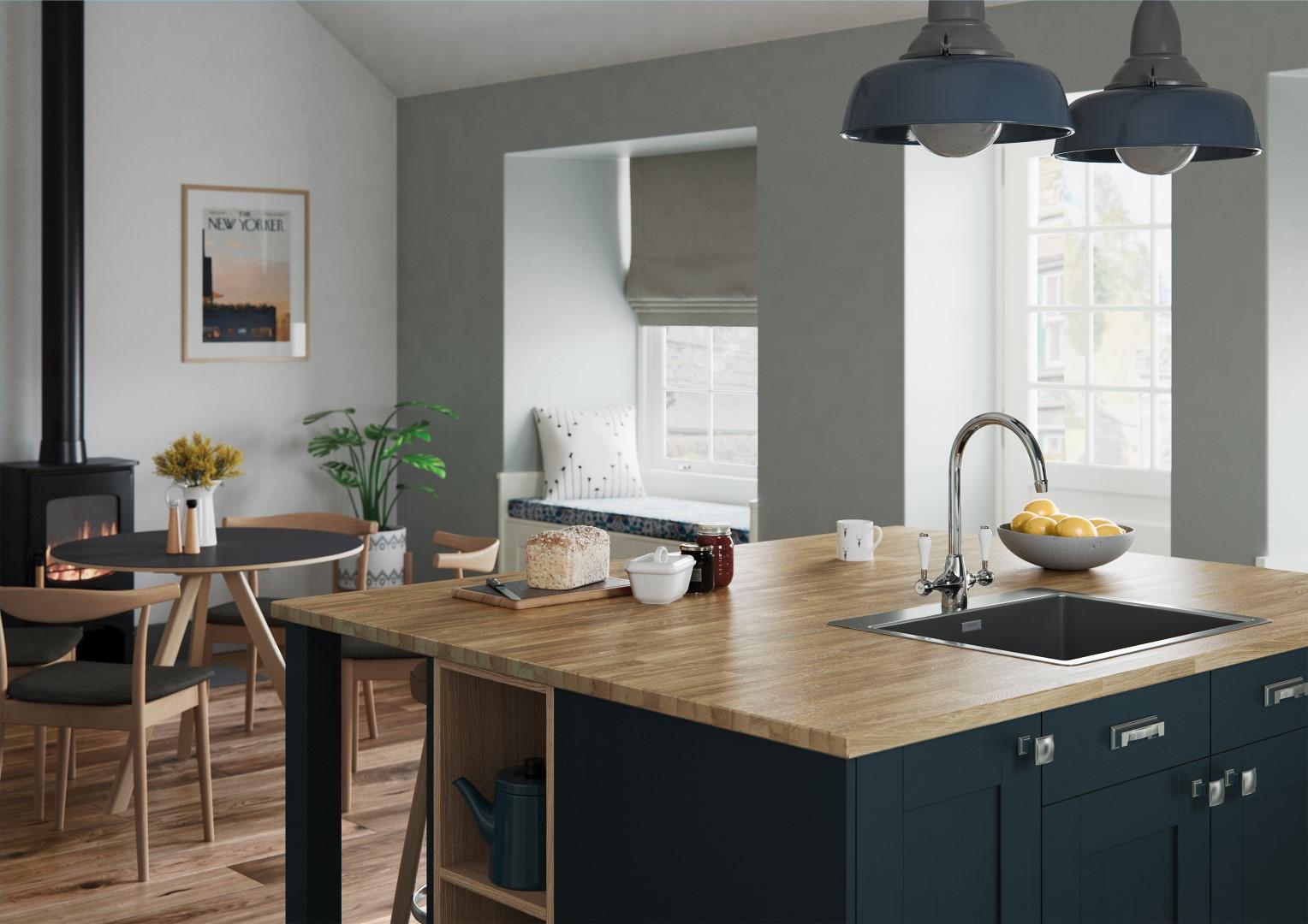 Madison Porcelain and Marine - Kitchen Design - Alan Kelly Kitchens - Waterford - 1