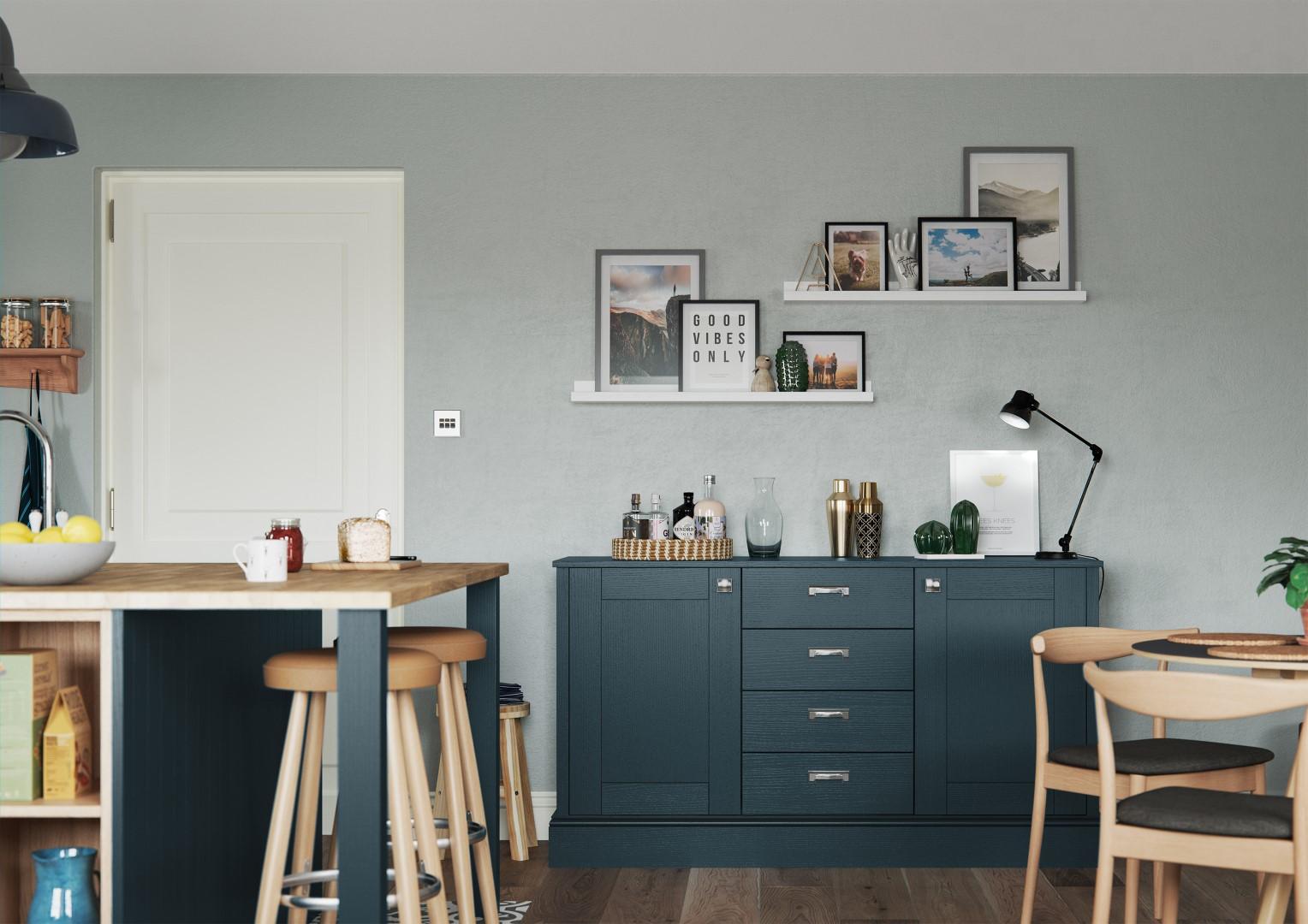 Madison Porcelain and Marine - Kitchen Design - Alan Kelly Kitchens - Waterford - 3