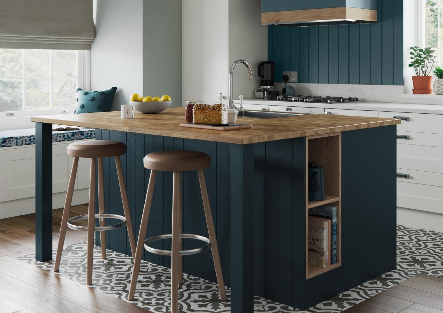 Madison Porcelain and Marine - Kitchen Design - Alan Kelly Kitchens - Waterford - 4