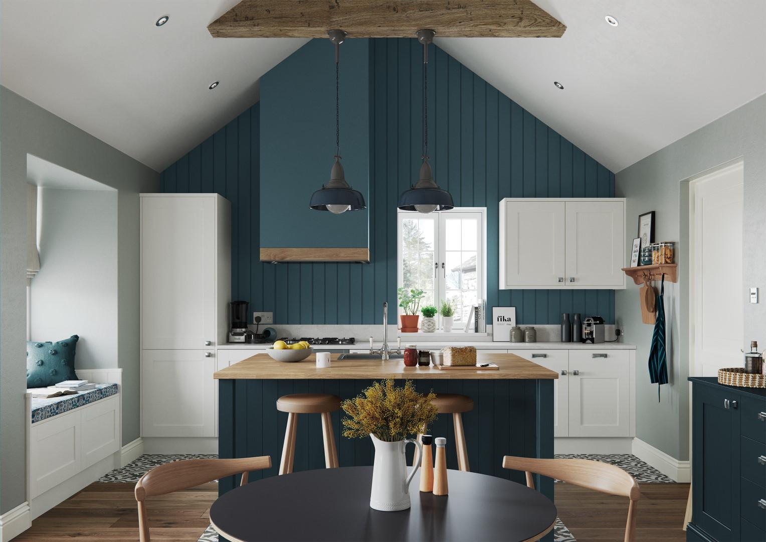 Madison Porcelain and Marine - Kitchen Design - Alan Kelly Kitchens - Waterford - 6