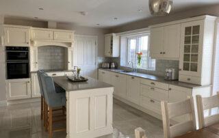 Wakefield Ivory Kitchen - Alan Kelly Kitchens Waterford - 1