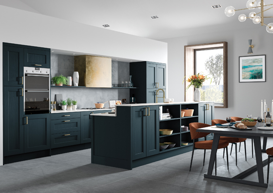 Wakefield Kitchen Design - Alan Kelly Kitchens - Waterford
