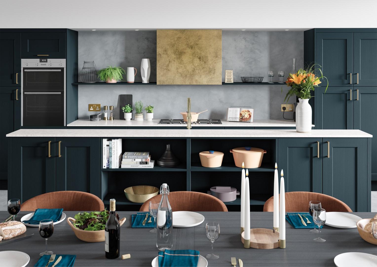 Wakefield Marine - Kitchen Design - Alan Kelly Kitchens - Waterford - 2
