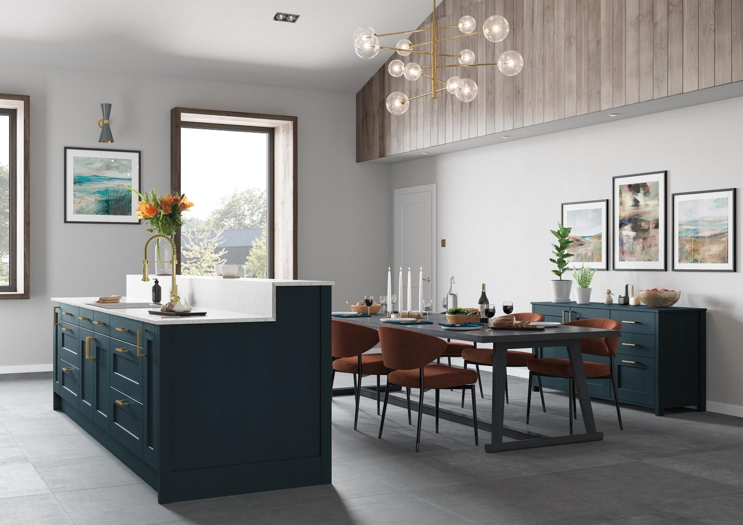 Wakefield Marine - Kitchen Design - Alan Kelly Kitchens - Waterford - 3